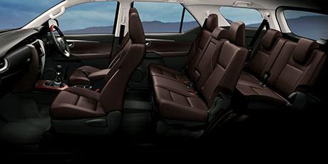 SUV Fortuner 2.7 VVTi RB 6AT