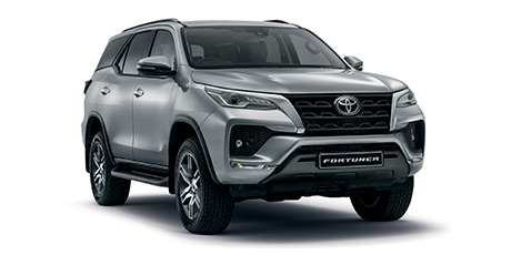 SUV Fortuner 2.4 GD-6 RB 6MT