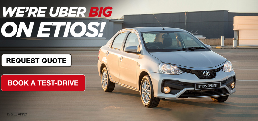 Were Uber Big On Etios