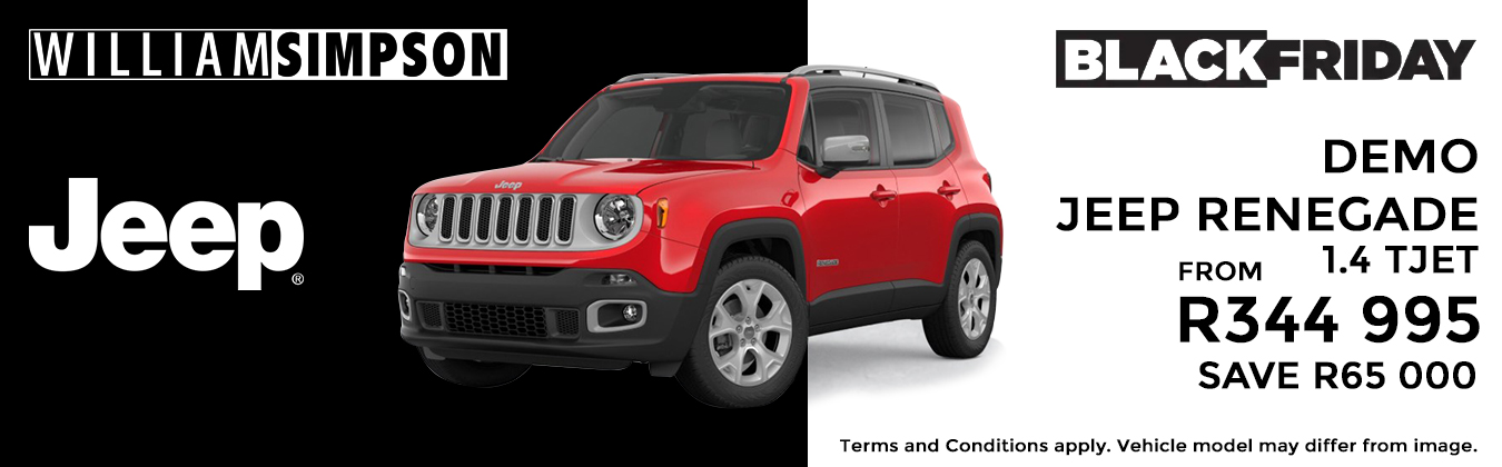 Demo Jeep Renegade 1.4T LTD