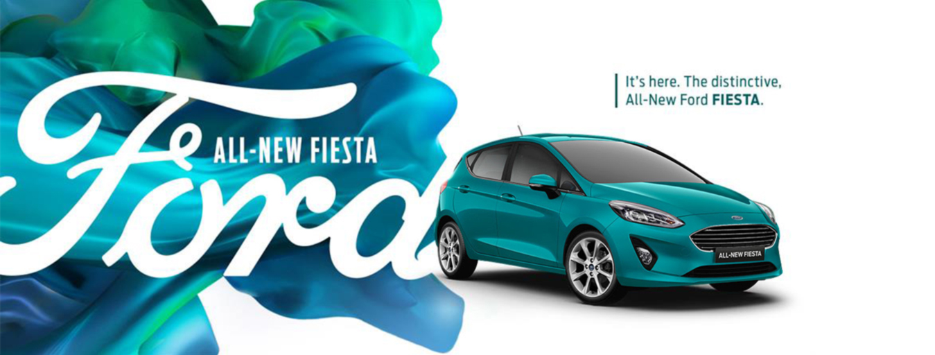 new ford fiesta updated