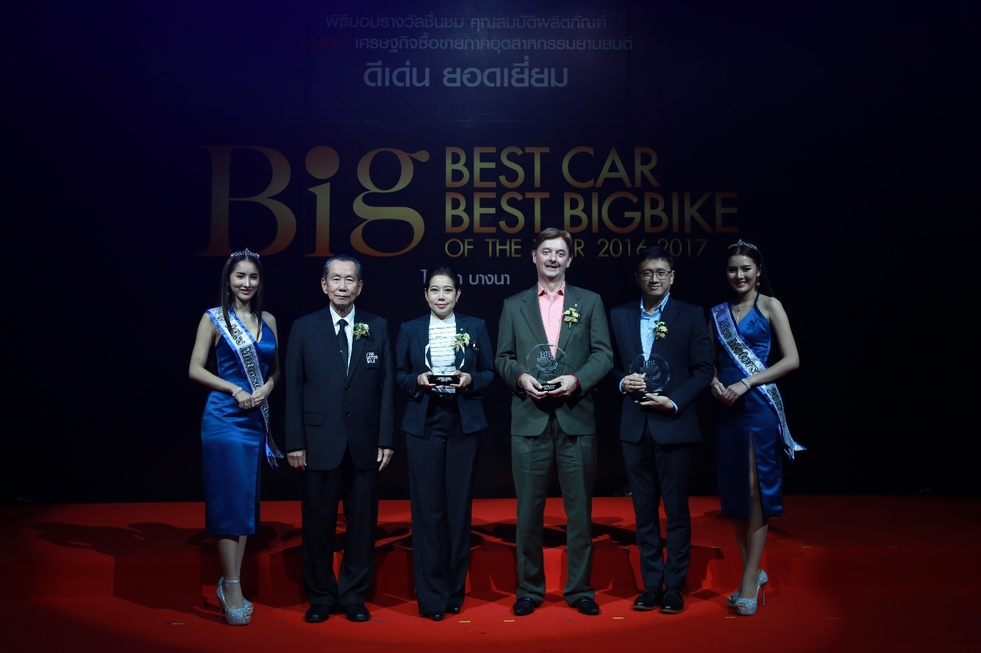 More Awards for Nissan Vehicles in Thailand