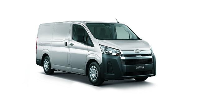 Toyota CommercialNew Generation Quantum
