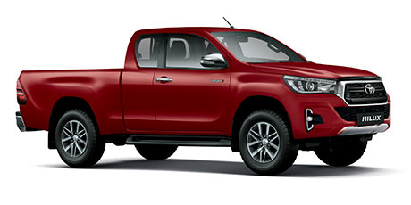 Commercial Hilux XC 2.8 GD6 4X4 RAIDER 6MT