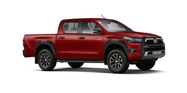 Toyota CommercialHilux Legend