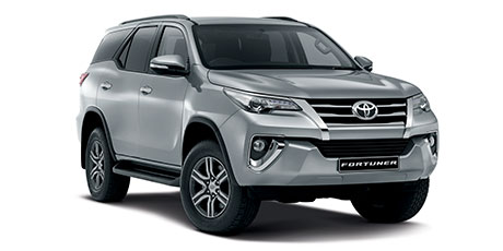 SUV Fortuner 2.8 GD-6 RB 6MT
