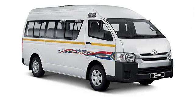 ToyotaHiace Ses'Fikile
