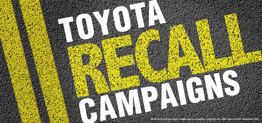 Recall Campaign