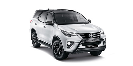 SUV Fortuner Epic 2.8 RB Epic