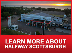 About Halfwazy Scottburgh