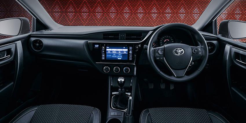 Passenger Corolla Hatch 1.2T Xs CVT