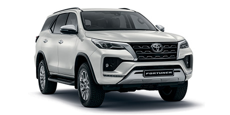SUV Fortuner GD6 4X4 VX AT