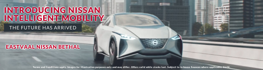 Introducing Nissan Intelligent Mobility`