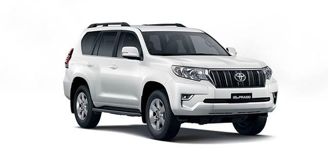 ToyotaLC Prado