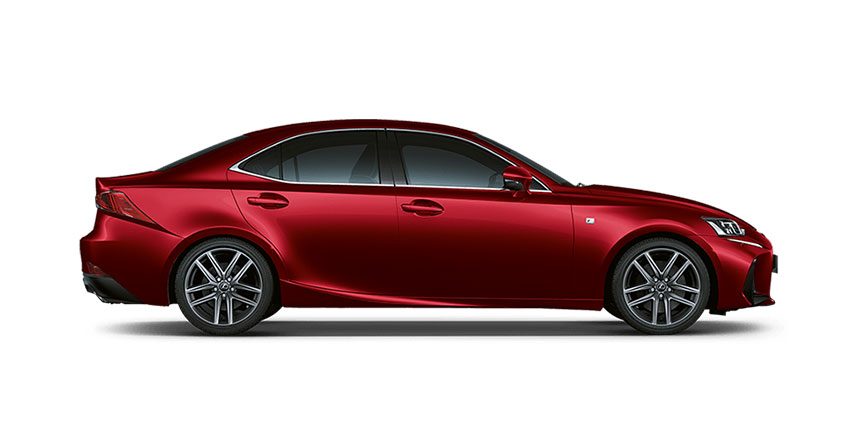 Lexus IS 350 F-Sport