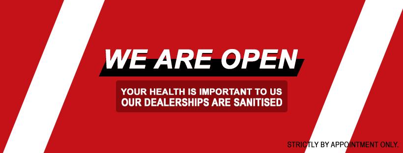 Halfway Toyota Dealers We Open