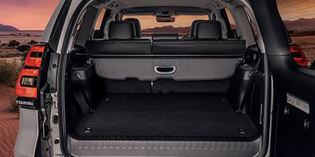 SUV Land Cruiser Prado 2.8L Diesel VX