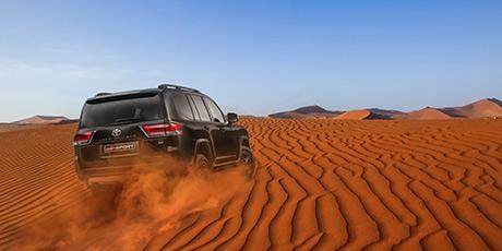 SUV Land Cruiser 300 3.3D V6 GX-R