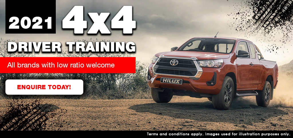 2021 Free 4x4 Driver Training