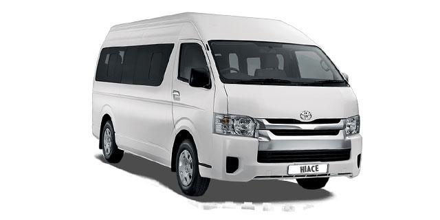 Toyota CommercialHiace Ses'Fikile