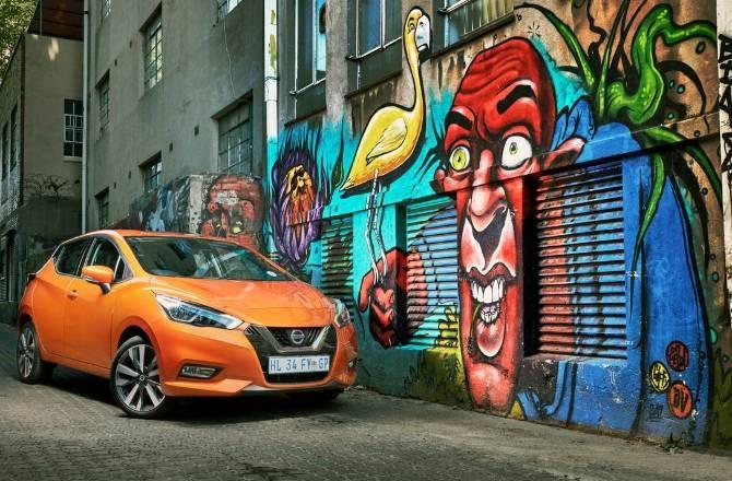 Nissan's Radical City Makeover 5