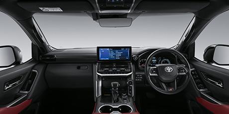 SUV Land Cruiser 300 3.3D V6 GR-S