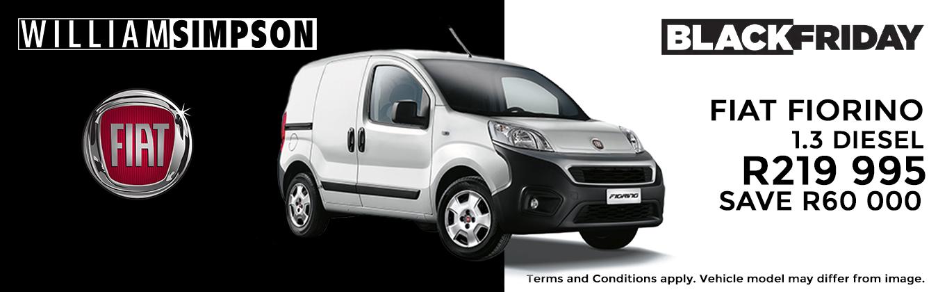 Fiat Fiorino Diesel
