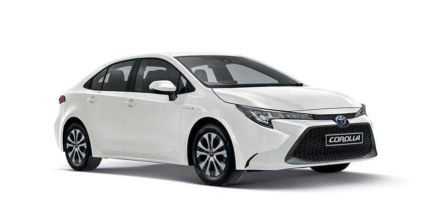 Passenger Corolla 1.8 XS CVT Hybrid