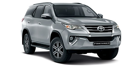SUV Fortuner 2.4 GD-6 RB 6AT