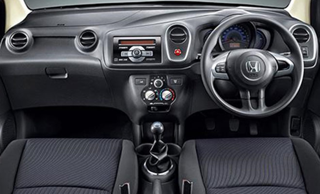 The Honda Mobilio Comes Standard With Active And Passive Safety Features Include Front Driver Passenger SRS Airbags Anti Lock Brake System ABS Which