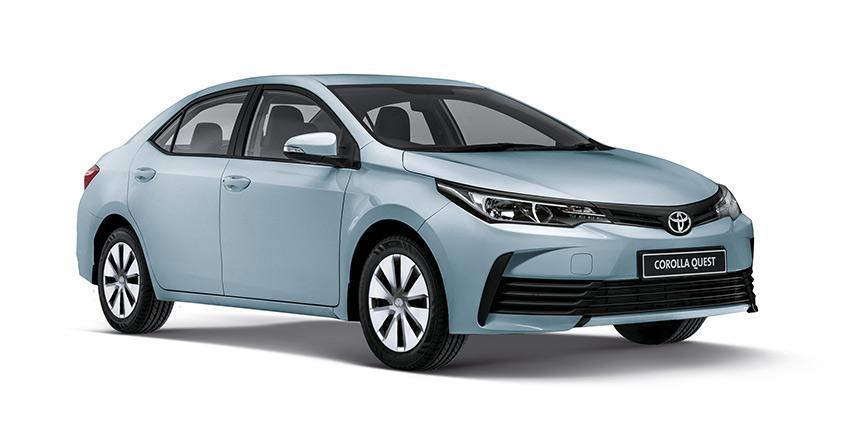 Toyota PassengerCorolla Quest