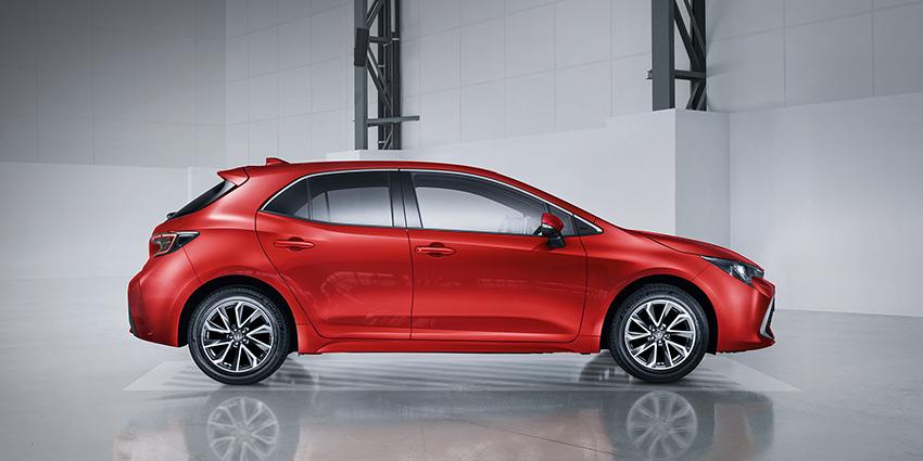 Passenger Corolla Hatch 1.2T Xs