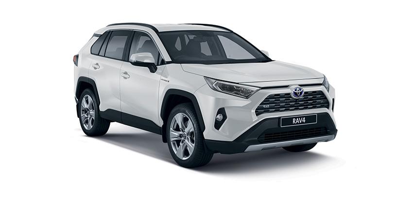 Toyota SUVRAV4