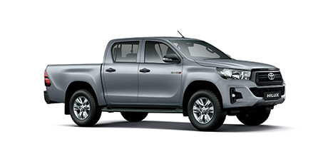 Commercial Hilux DC 2.4 GD-6 4x4 SRX 6MT