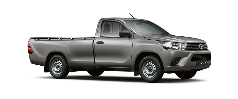 Commercial Hilux (From 16 October 2017 - 12 August 2018) SC 2.0 VVTi 5MT AC