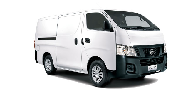 NissanNV350