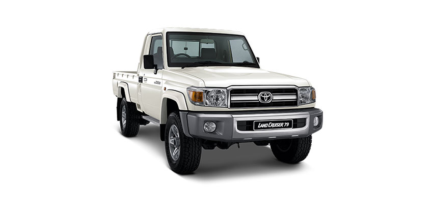 SUV Land Cruiser 79 4.5 V8 S/C