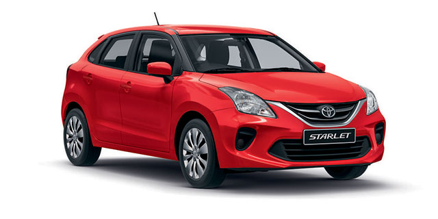 Toyota PassengerStarlet