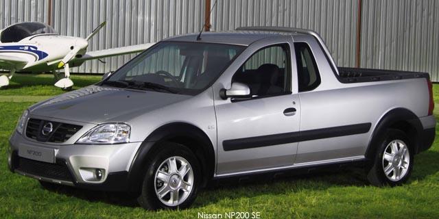 Nissan NP200 1.6 16v SE