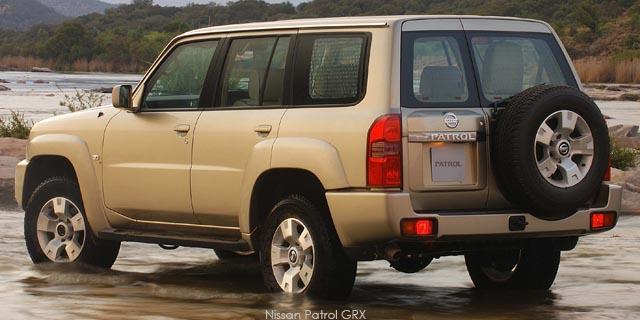 Nissan Patrol 3.0Di GL