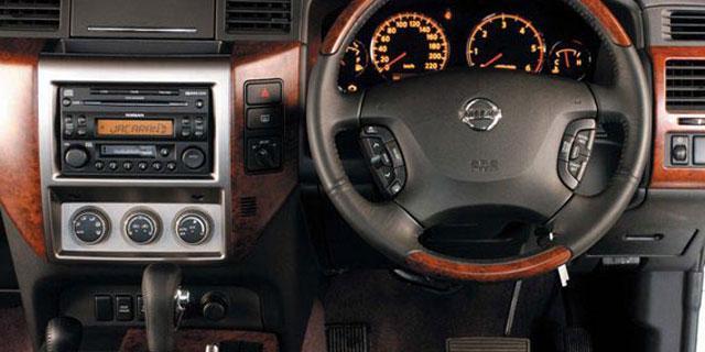Nissan Patrol 4.8 GRX