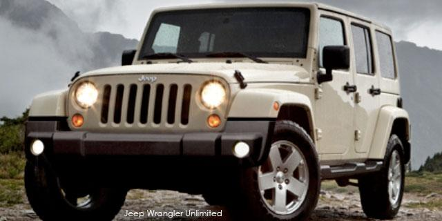 Jeep Wrangler Unlimited 2.8L CRD A5 Sahara