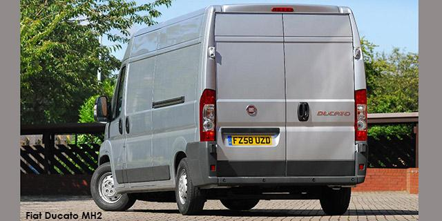 Fiat Ducato 2.3 XL Chassis Cab