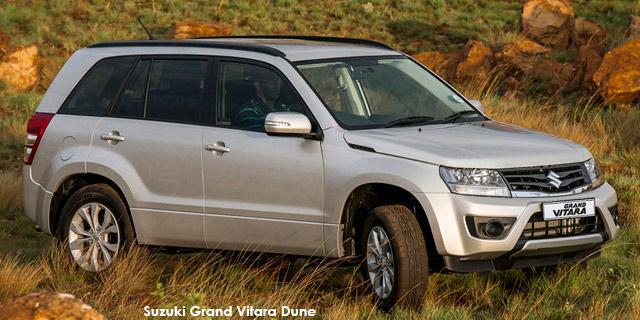 Suzuki Grand Vitara 2.4i Dune