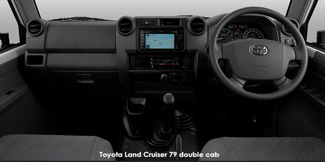SUV Land Cruiser 79 P/U 4.2D D/C