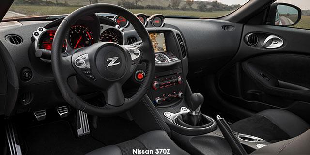 Nissan 370Z Coupe Auto