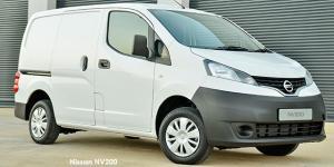 Nissan - William SimpsonNV200 Panel Van