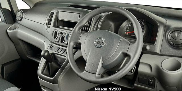 Nissan NV200 Panel Van 1.6i Visia