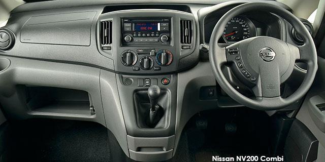 Nissan NV200 1.6i Visia Combi