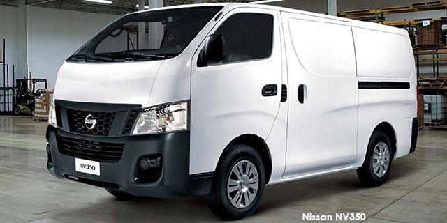 Nissan NV350 2.5 SWB NB NR P/VAN